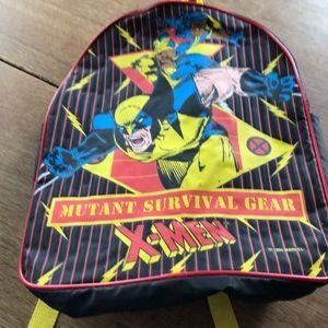 Other - Vintage Marvel back pack 🍑